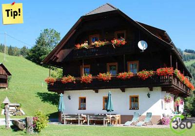 Lahnerhof - Karinthië (AT)